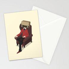 Radiohead Stationery Cards