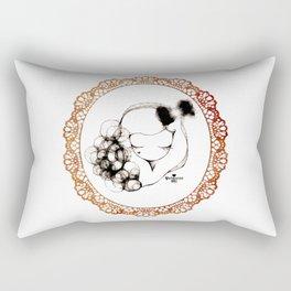 princessmi - sweet girl3 Rectangular Pillow