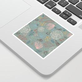 Deep-sea Treasures Sticker
