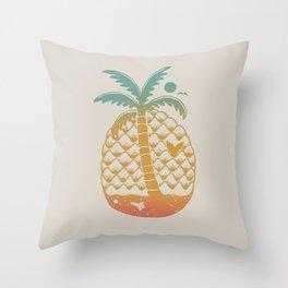 Sweet Summer Dream Throw Pillow