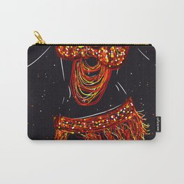 Belly Dancing Carry-All Pouch