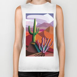 Black Canyon Desert Biker Tank