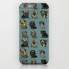 The Walking Pug Slim Case iPhone 6