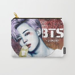 JIMIN -BTS- Carry-All Pouch