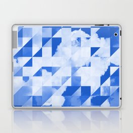 SKY triangles Laptop & iPad Skin