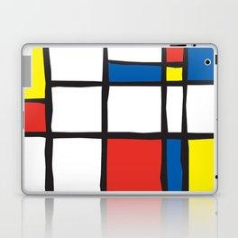 Mondrian Variation 2 Laptop & iPad Skin