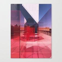 Whitney Museum Canvas Print
