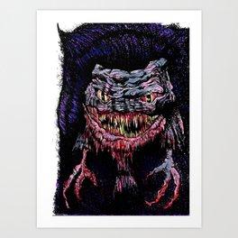 Critter Art Print