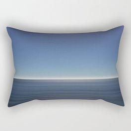 Two colours Rectangular Pillow