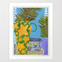untitled (urns 6) Art Print