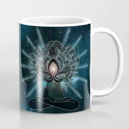 Emanate love Chakra Coffee Mug