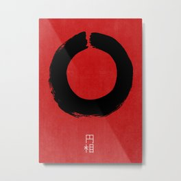 ENSO IN JAPAN Metal Print