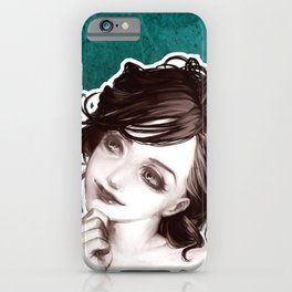 Think iPhone Case