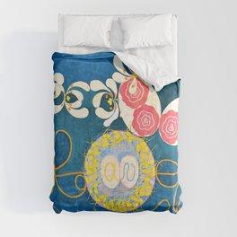 Hilma af Klint - Group IV, The Ten Largest, No. 1, Childhood - Digital Remastered Edition Comforters