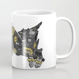 Shadow Fox Jump Coffee Mug