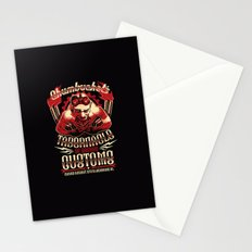 Chumbucket's Tabernacle Stationery Cards