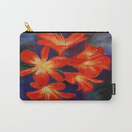 Cheerful clivia Carry-All Pouch