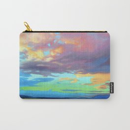 Sky Opus by Amanda Martinson Carry-All Pouch