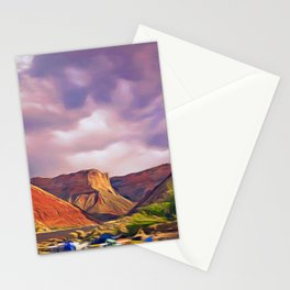Grand Canyon Light Stationery Cards