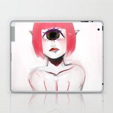 Pink Cyclops Laptop & iPad Skin