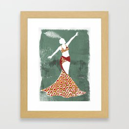 Mae Murray Framed Art Print