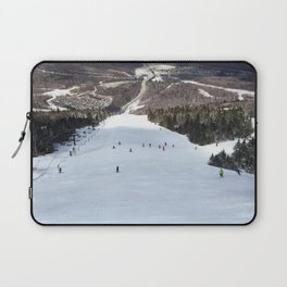 Skiing Superstar, Killington Laptop Sleeve