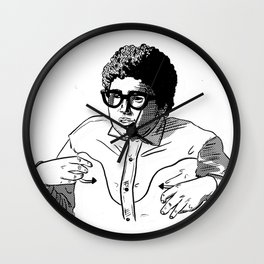Pat Wall Clock