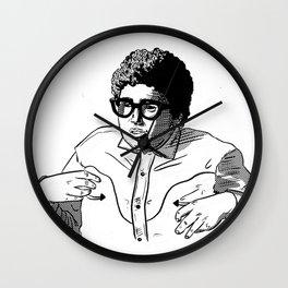 Pat Wall Clock