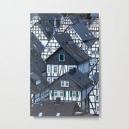 FREUDENBERG 02 Metal Print