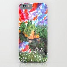 Rainbow Skies iPhone 6s Slim Case