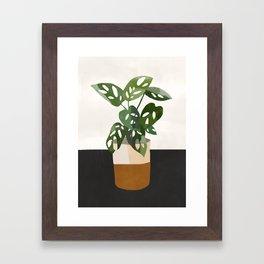 Plant 11 Framed Art Print