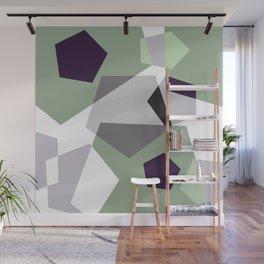 Sekskant + Wall Mural