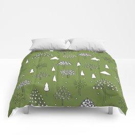 Allergy Season Comforters