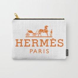 Horse Paris Carry-All Pouch