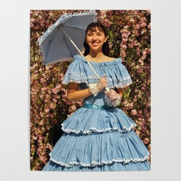 Young Southern Belle Poster