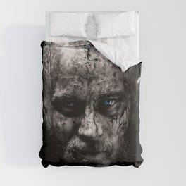 Ragnar Lodbrok The KIng Duvet Cover
