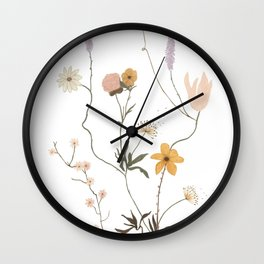 Bloom and Grow Wall Clock