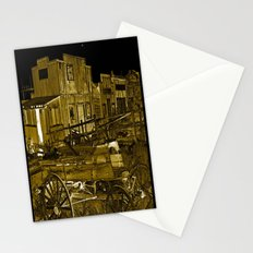 Whats left in the West Stationery Cards