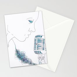 Wraith Radio Stationery Cards
