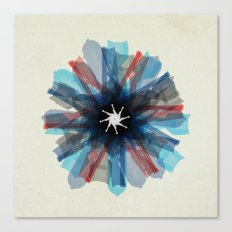 Flos Americana Canvas Print