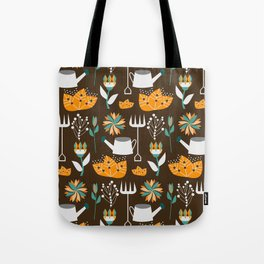 Gardening day Tote Bag