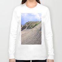 dune Long Sleeve T-shirts featuring Dune by  Agostino Lo Coco