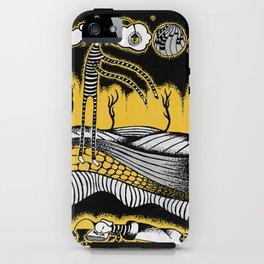 Constant Wanderers iPhone Case