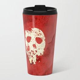 Friday the 13th - Jason is Back, Bitches! Travel Mug