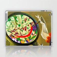 The Joker in The Mirror Laptop & iPad Skin