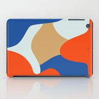 chill iPad Cases featuring Chill by Tra Dao