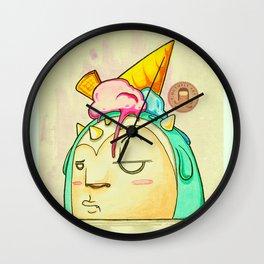 First ciùciù Wall Clock