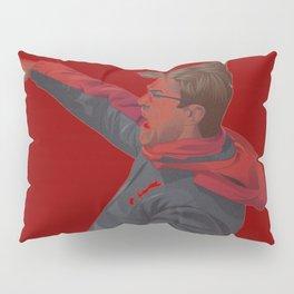 Klopp Celebrating Pillow Sham