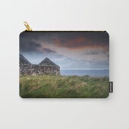 Ruin by the Sea Carry-All Pouch