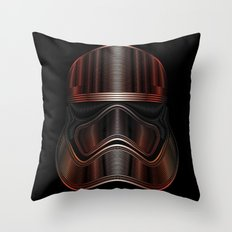 Star . Wars - Captain Phasma Throw Pillow
